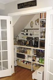 Small Kitchen Pantry Organization 17 Best Ideas About Under Stairs Pantry On Pinterest Under