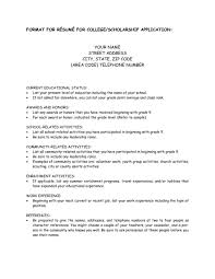 sample student resumes for college applications cipanewsletter cover letter sample student resume for college application sample