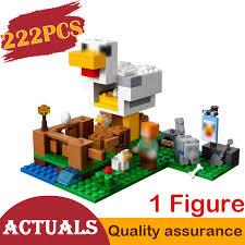 18005 ed 21127 Set <b>My World</b> The Fortress Building Blocks Bricks ...