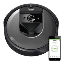 <b>iRobot</b>® <b>Roomba</b>® <b>i7</b> Wi-Fi® Connected Robot <b>Vacuum</b> (7150 ...