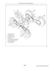 new holland l175 c175 skid steer and track loaders repair manual enlarge