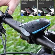 <b>USB</b> Rechargeable LED MTB Bike <b>Bicycle Headlight Taillight</b> Lamp ...