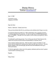 cover letter business cover letter