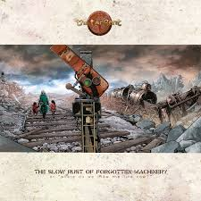 The <b>Tangent – The Slow</b> Rust of Forgotten Machinery | Echoes And ...