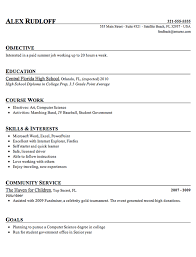 sample high school student resume example   projects to try    sample high school student resume example   projects to try   pinterest   resume  student resume and resume objective