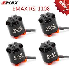 4set/lot <b>EMAX RS 1108 4500KV 5200KV</b> 6000KV Motor CW for FPV ...