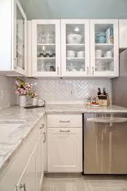Kitchen Backsplash 17 Best Ideas About White Kitchen Backsplash On Pinterest Grey