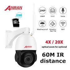<b>ANRAN 1080P HD IP</b> Camera Wifi Two Way Audio Video Camera ...