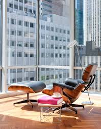 a mix of old and new to create a comfortable living area 1960s living room photo eames low chair bedroominteresting eames office chair replicas
