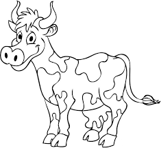Small Picture 97 Ideas Jersey Cow Coloring Pages On Www Cleanrr Com Coloring