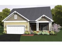Affordable Home Plans   Lower Cost Home Designs from Homeplans com    and labor costs down   but keep in mind that selective usage of decorative features like bump outs can create a stunningly beautiful effect
