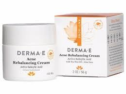 derma e Anti-Acne <b>Acne Rebalancing Cream</b> | LovelySkin