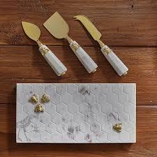 <b>Сервировочный набор</b> из доски и ножей для сыра - Красивые ...
