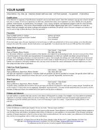 nanny resume objective com nanny resume objective is catchy ideas which can be applied into your resume 1