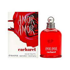 Amor Amor By Cacharel For Women. Eau De Toilette ... - Amazon.com