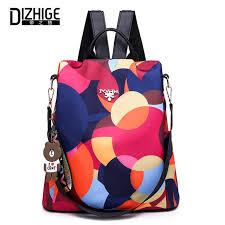 Online Shop DIZHIGE Brand Fashion <b>Waterproof Oxford</b> Women ...