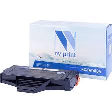 Купить <b>Картридж NV Print</b> Panasonic <b>KXFAT410A</b> (2 500 стр ...