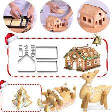 Home & Garden Cookie Cutters <b>18PCs 3D Christmas</b> Cookie ...