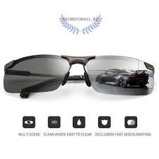 Brainart™ <b>Men's Photochromic Sunglasses</b> with <b>Polarized</b> Lens   eBay