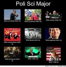 Poli Sci Major... - Meme Generator What i do via Relatably.com