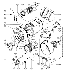 exploded diagram of washing machine  s   domestic appliance and    exploded diagram of washing machine parts