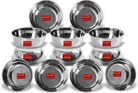 Stainless Steel - Dessert Bowls / Bowls: Home & Kitchen - Amazon.in