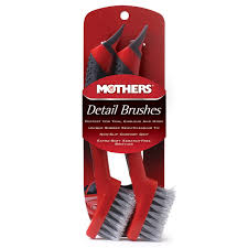decor uk accslx x: mothers  detailing brushes set of  amazoncouk car amp motorbike