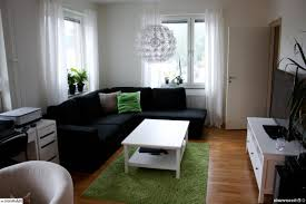 creative green and black living room decorating ideas contemporary top black green living room home