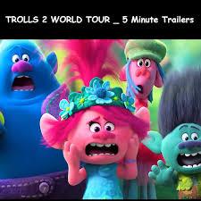 <b>Jim Gaffigan</b> Fans - TROLLS 2 <b>WORLD TOUR</b> _ 5 Minute Trailers ...