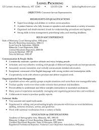 resume examples  examples of customer service resumes customer    gallery of examples of customer service resumes