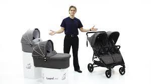 <b>Люлька Valco Baby External</b> Bassinet для колясок Snap Duo 2018 ...