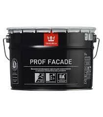 Купить Фасадная краска <b>Tikkurila Prof Facade</b> Проф Фасад - от ...