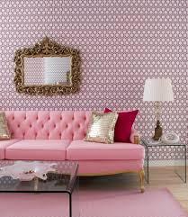 black flooring design pink living
