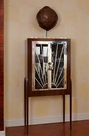 here is a cabinet art deco furniture cabinet