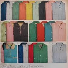 <b>Men's</b> 1950s <b>Clothing</b> History: <b>Casual Fashion</b>