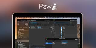 <b>Paw</b> – The most advanced API tool for Mac