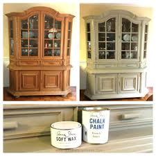 Dining Room China Cabinets Long Cabinet Open Shelves Chalkboard Paint On The Wall Living Room