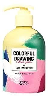 Стоит ли покупать <b>Лосьон для рук</b> Etude House <b>Colorful</b> Drawing ...