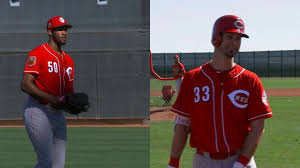 reds pipeline spring training report mlb com pipeline report prospects in reds camp
