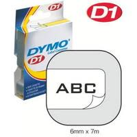 S0720780/<b>43613</b> DYMO <b>лента</b> системы D1, 6мм х 7 м ...