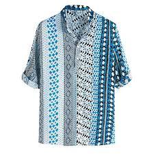 Rosatro <b>Men Shirts</b> Half Sleeve,<b>Mens</b> Western <b>Hawaiian Summer</b> ...