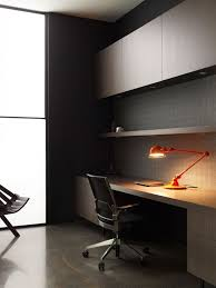 contemporary office space bedroom office design