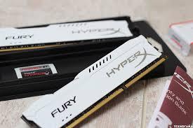 Kingston <b>HyperX</b> Fury <b>HX316C10FWK2</b>/<b>16</b>: обзор комплекта ...