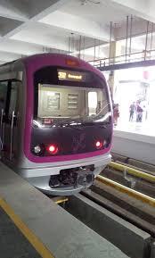 purple line namma metro