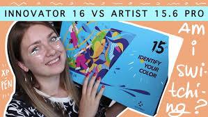 <b>XP Pen Innovator 16</b> Review VS Artist 15.6 Pro Comparison ...