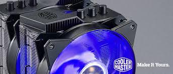 Обзор процессорного <b>кулера Cooler Master</b> MasterAir MA620P ...