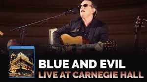 """Joe Bonamassa Official- """"<b>Blue</b> And <b>Evil</b>"""" - Live At Carnegie Hall ..."""