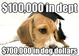 Depressed Graduate Dog memes | quickmeme via Relatably.com