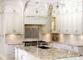 beautiful white kitchen cabinets: image of large beautiful white kitchen cabinets