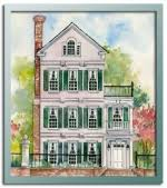 Authentic Historical Designs  LLCCharleston Collection    One  Single side houses